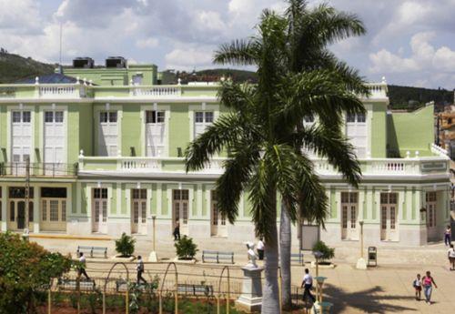 trinidad, turismo cubano, polo turistico trinidad-sancti spiritus, iberostar gran hotel trinidad