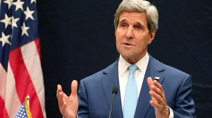 Esta política lo que hizo fue aislar más a Washington, aseguró Kerry