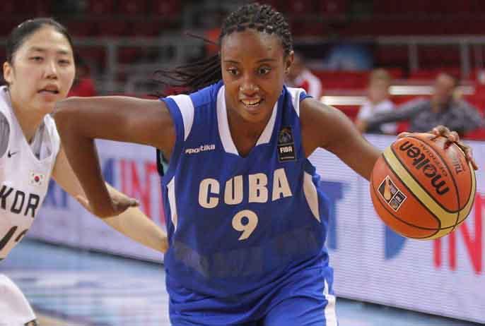 Con su desempeño, Yamara contribuyó a que el conjunto femenino cubano conquistara la medalla de oro en los en Veracruz 2014.