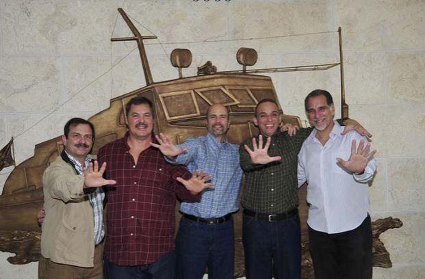 los cinco, heroes cubano, antiterrroristas cubanos, cuba, ramon, antonio, gerardo, fernando, rene