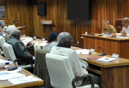 consejo de ministros, raul castro, economia cubana