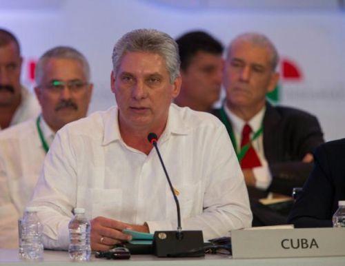 cumbre iberoamericana, veracruz, mexico, cuba, educacion, miguel diaz-canel
