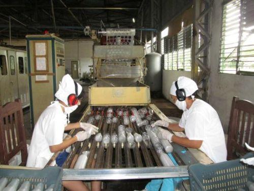 empresa electromecanica escambray, el pedrero, fomento, turismo cubano