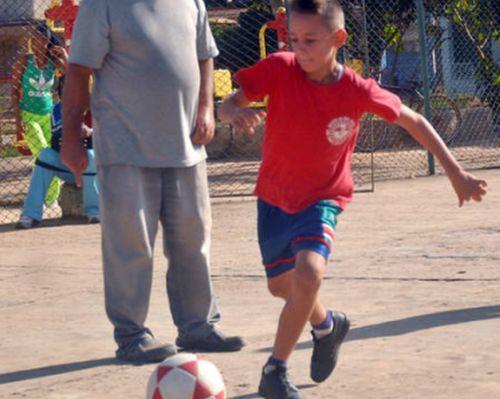 futbol, sancti spiritus