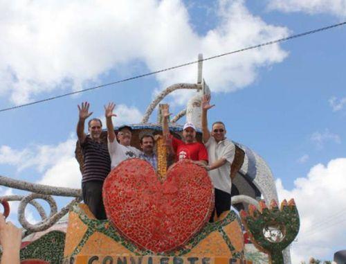 los cinco, antiterrroristas cubanos, artes plasticas, cuba, la habana