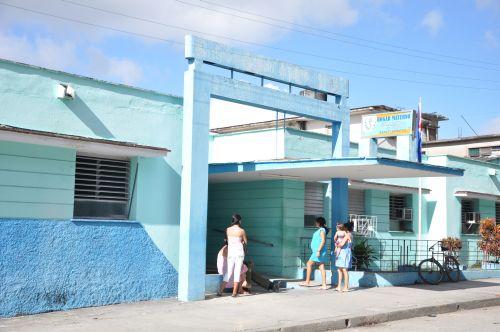 hogar materno provincial, sancti spiritus, salud cubana, embarazadas
