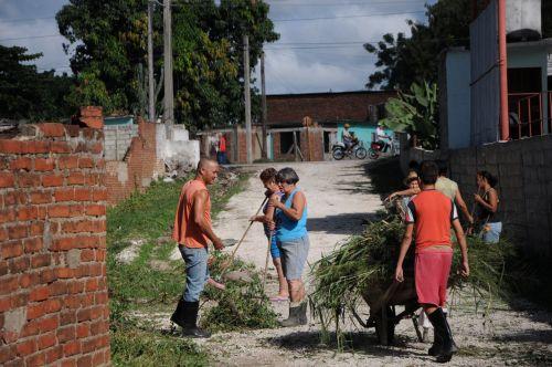 La jornada forma parte del ambiente de festividad en que se encuentra toda Cuba.