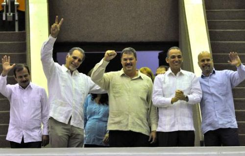 sancti spiritus, proyecto La Guayabera, los cinco, antiterroristas cubanos, casa la guayabera