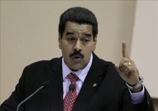 """""""Obama ha dado hoy un paso en falso contra nuestra patria, al firmar las sanciones a pesar del rechazo nacional y continental"""", señaló Maduro."""