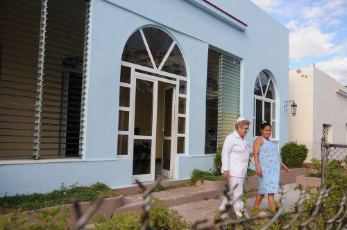 La nueva instalación se localiza en el otrora Centro Provincial de Retinosis Pigmentaria.