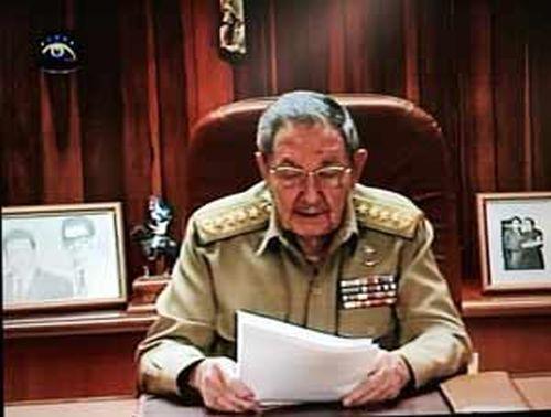 raul castro, cuba, estados unidos, alan gross, relaciones diplomaticas, papa francisco, los cinco, antiterroristas cubanos