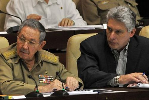 raul  castro, asamblea nacional del poder popular, parlamento cubano, antiterroristas cubanos, los cino