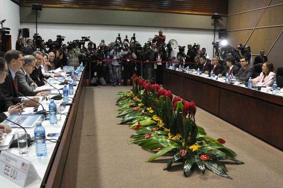 cuba, estados unidos, conversaciones migratoria, relaciones diplomaticas
