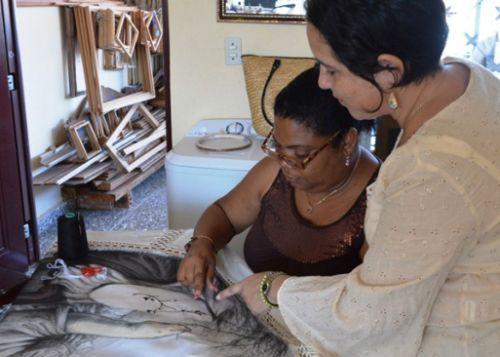 trinidad, sancti spiritus, artes plasticas, yudit vidal