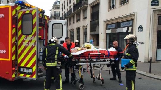 Al menos 12 personas murieron en el suceso. | Foto: AFP