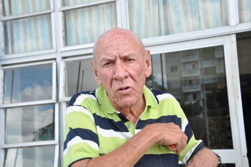Heriberto Moreno estuvo casi cuatro décadas al timón del movimiento deportivo espirituano.