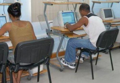 joven club de computacion, salas de navegacion, cuba, internet