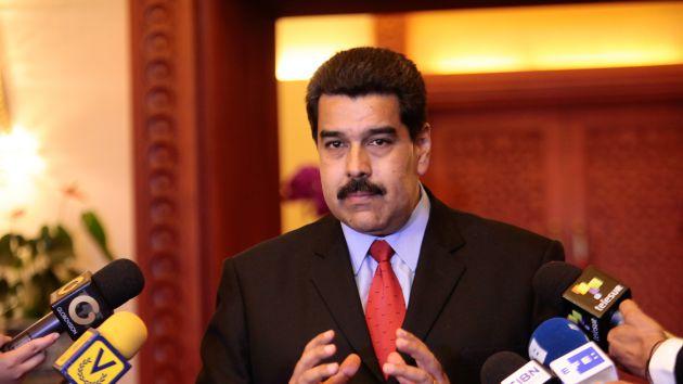 """Maduro destacó que ya Venezuela es una potencia moral y política en América Latina """"ahora debemos convertirnos en una potencia económica""""."""