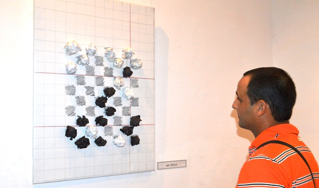 La curaduría permite al público mayor interacción con las obras.
