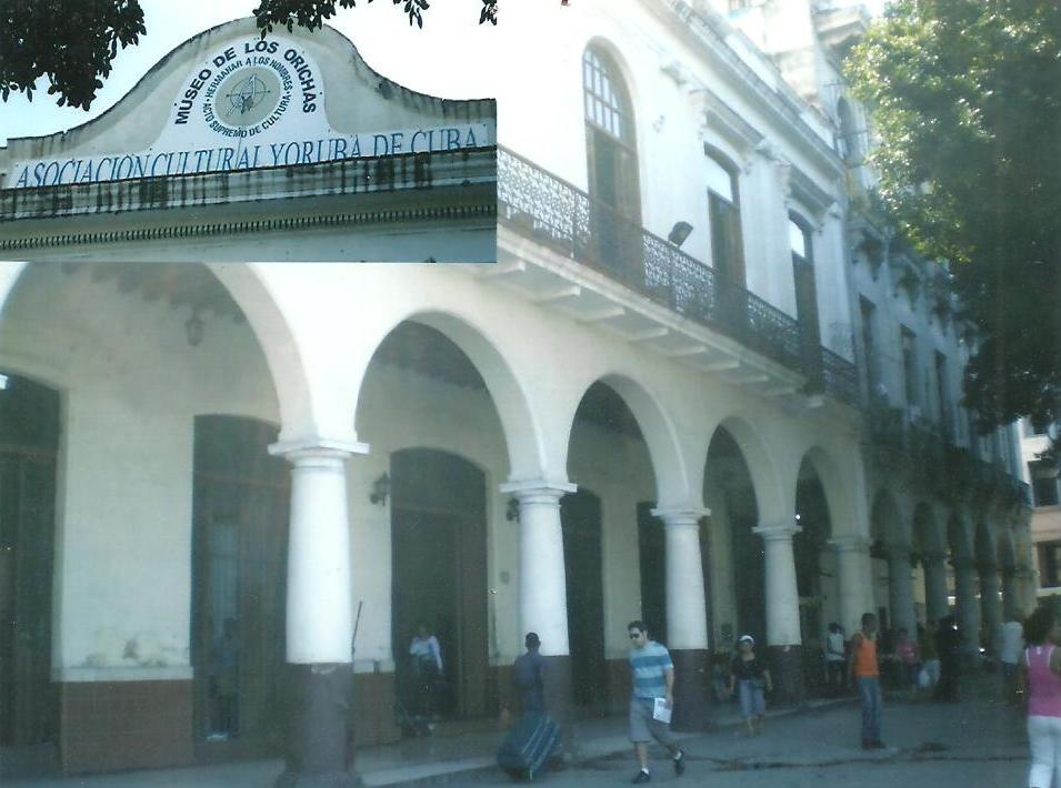 Asociación Cultural Yoruba de Cuba.