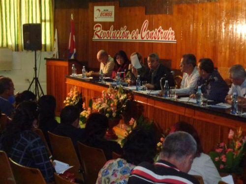 sancti spiritus, central de trabajadores de cuab, ctc, economia cubana, delito economico