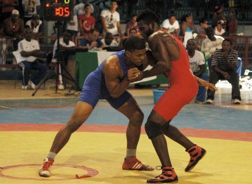 campeonato nacional de lucha, espirituanos