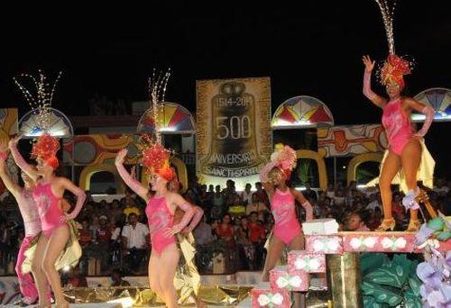 sancti spiritus, carnavales, santiago espirituano, fiestas populares, parrandas