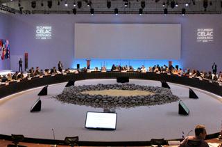 La III Cumbre de la Celac que inicia este miércoles en San José.