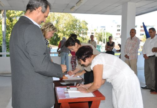La constitución de las comisiones electorales constituye un importante paso organizativo de los comicios de abril próximo.