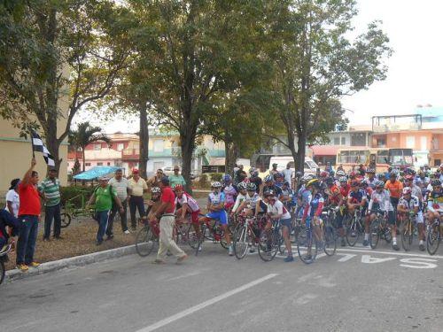 icap, sancti spiritus, ciclismo, los cinco, heroes cubanos