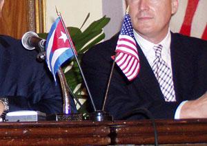 Un elemento clave y esencial para Cuba es el levantamiento del bloqueo.
