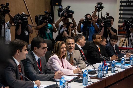 cuba, estados unidos, conversaciones oficiales, tema migratorio, ley de ajuste cubano
