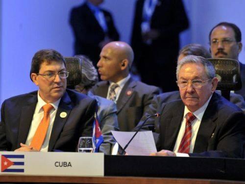 cuba, raul castro, III cumbre de la celac, costa rica, cuba-estados unidos, bloqueo estadounidense