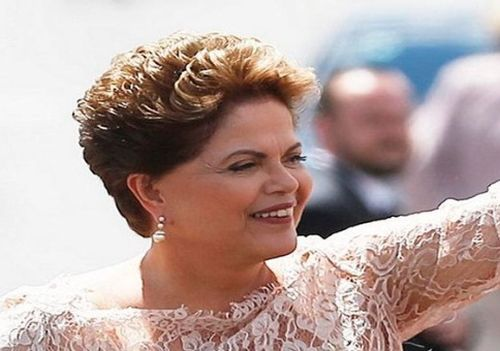 brasil, toma de posesion de dilma rousseff