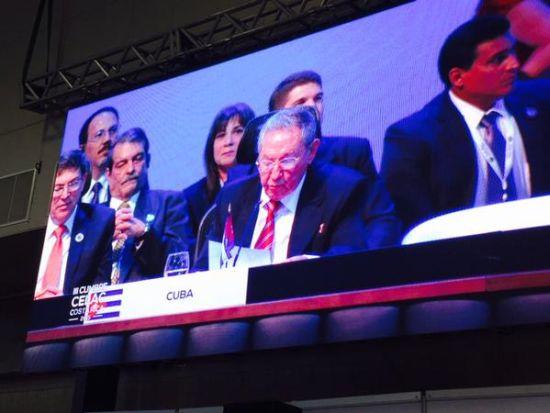 raul castro, presidente cubano, cuba, III Cumbre de la Celac, costa rica, cuba-estados unidos, bloqueo estadounidense