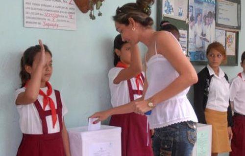 elecciones parciales en cuba, consejo de estado, asamblea municipal del poder popular, delegados, sancti spiritus