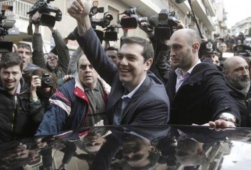 grecia, elecciones en grecia, partido de izquierda