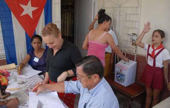 El 19 de abril los electores elegirán a sus representantes a las asambleas municipales del Poder Popular.