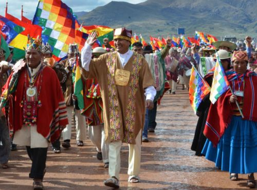 evo morales, bolivia, indigenas