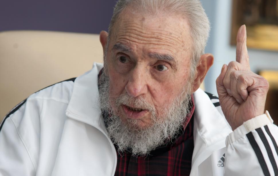 El mensaje rememora el 70 aniversario del ingreso de Fidel a la Universidad.