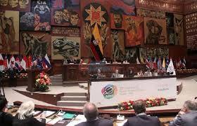 El encuentro reunió en Quito a más de un centenar de parlamentarios de 17 países.