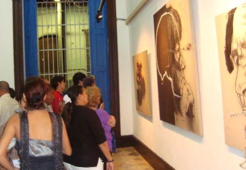 trinidad, artes plasticas, aniversario 501 de trinidad