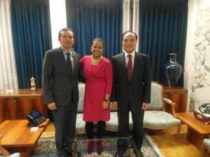 El secretario general de la UIT reconoció el activismo de Cuba en las labores de la Unión.