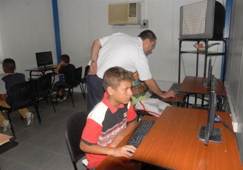 sancti spiritus, salas de navegacion, internet, joven club de computacion