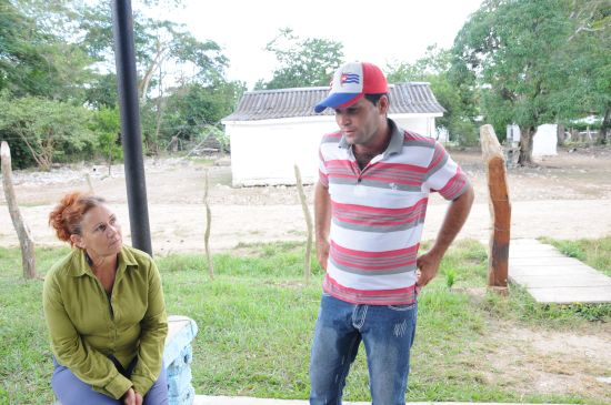 sancti spiritus, yaguajay, comunidad la gloria, comunidades, poder popular