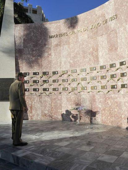 raul castro, cuba, revolucion cubana, 26 de julio, asalto al cuartel moncada
