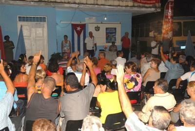 elecciones en cuba 2015, sancti spiuritus, nominacion de candidatos