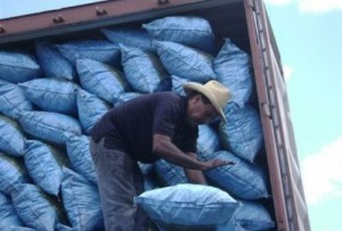 sancti spiritus, carbon vegetal, carboneros espirituanos, exportaciones