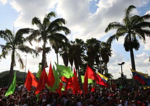 venezuela, partido socialista unido de venezuela