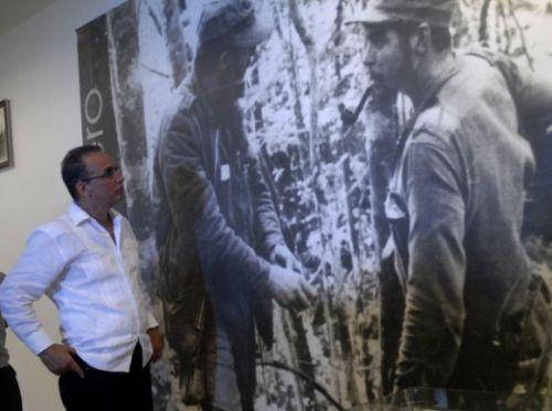 antonio guerrero, santa clara, heroe cubano, che guevara, los cinco
